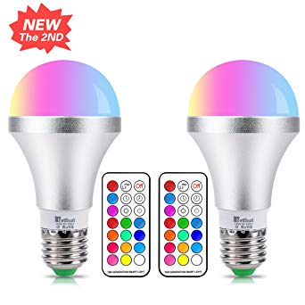ampoule led e27 couleur