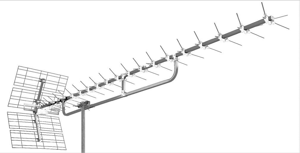 antenne tnt pour reception tres difficile