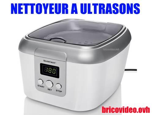 appareil de nettoyage à ultrasons