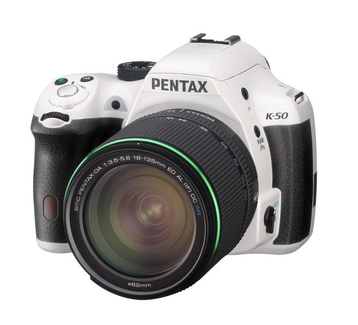 appareil photo pentax k 50