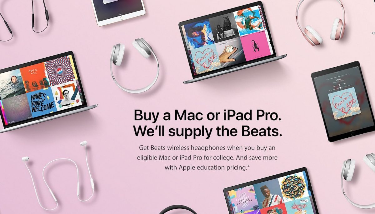 apple offre etudiant