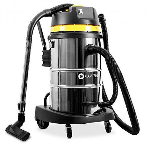 aspirateur eau et poussiere professionnel sans sac