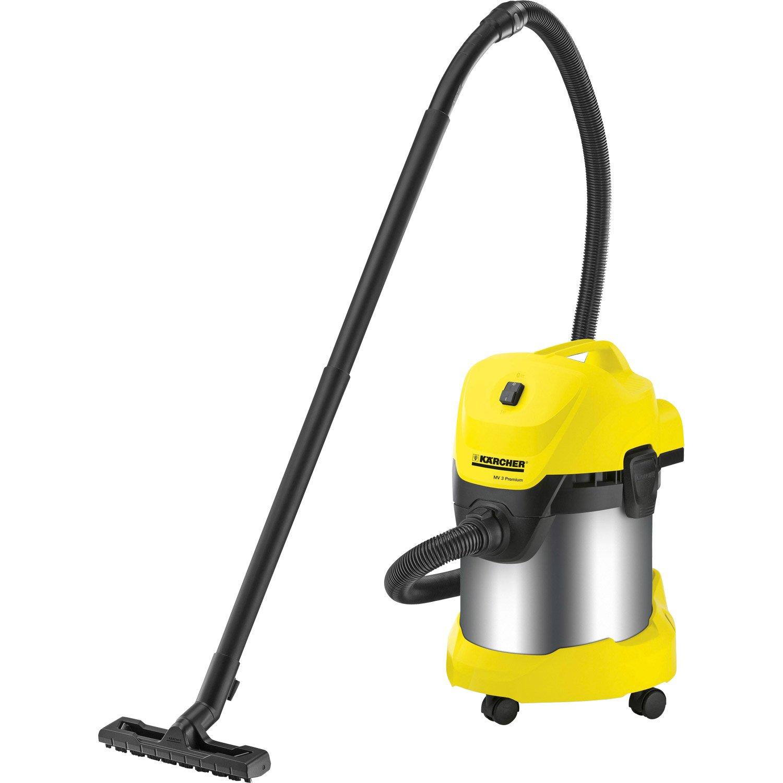 aspirateur karcher eau poussiere