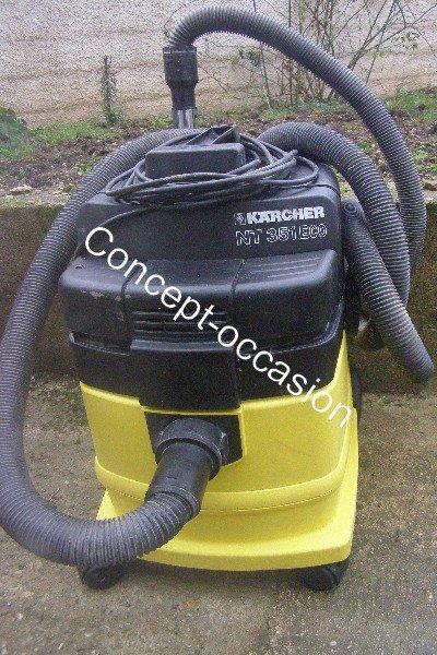 aspirateur karcher nt 351 eco