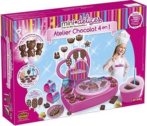 atelier chocolat 4 en 1 lansay