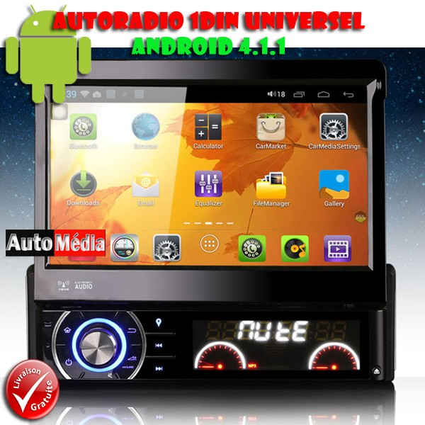 autoradio multimedia android