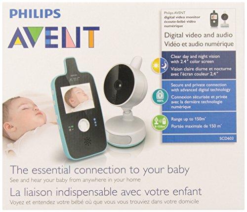 avent video babyphone