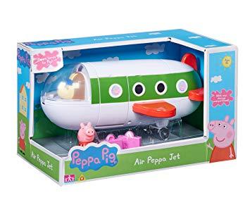avion peppa pig
