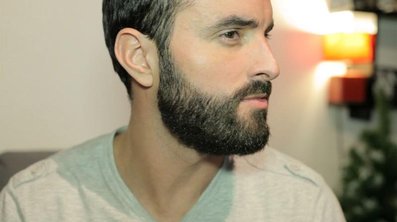 avoir plus de barbe