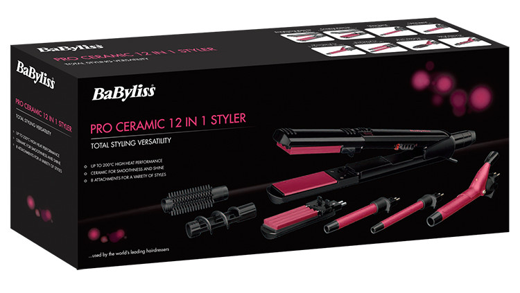 babyliss multifonction