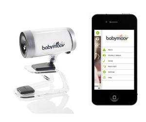 babyphone smartphone