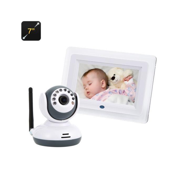 babyphone vision nocturne