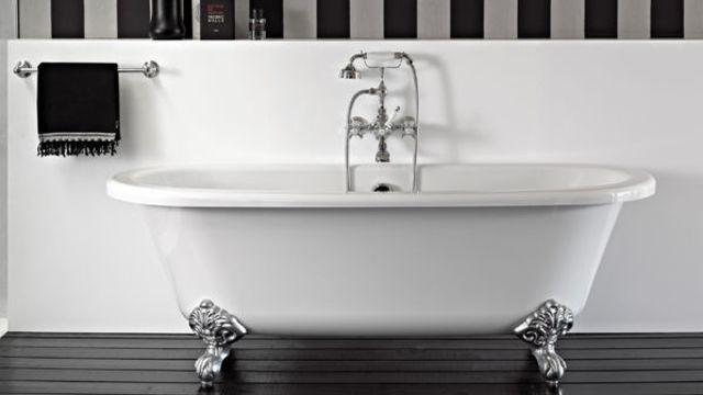 bain a pied