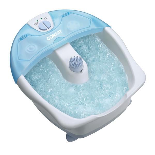 bain relaxant pour les pieds