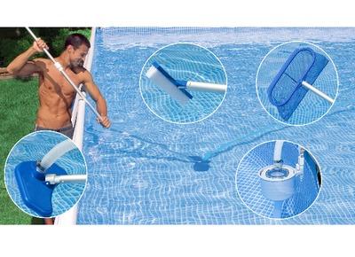 balai aspirateur piscine hors sol intex