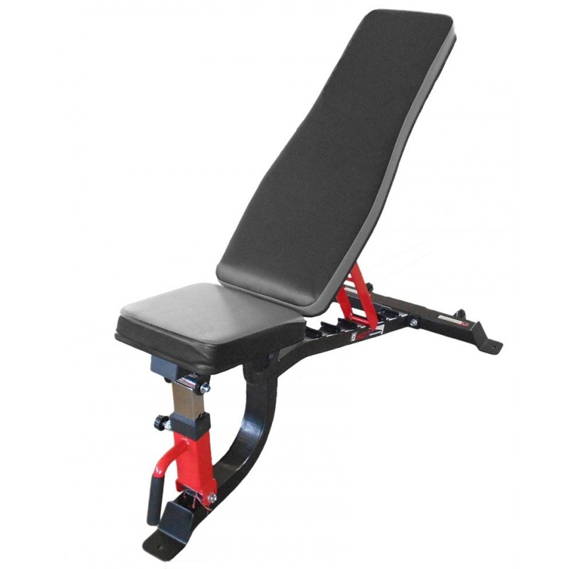 banc musculation inclinable