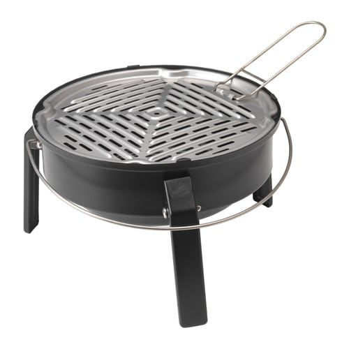 barbecue charbon portable