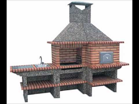 barbecue four a bois