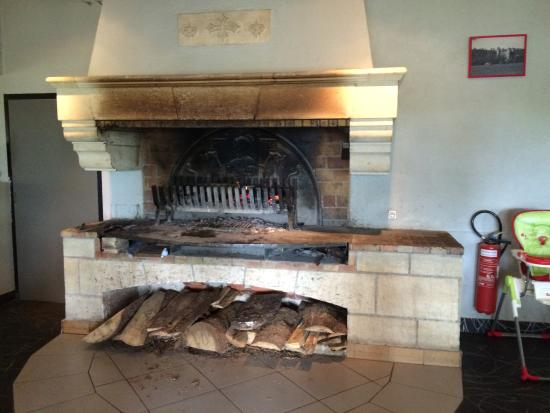 barbecue interieur
