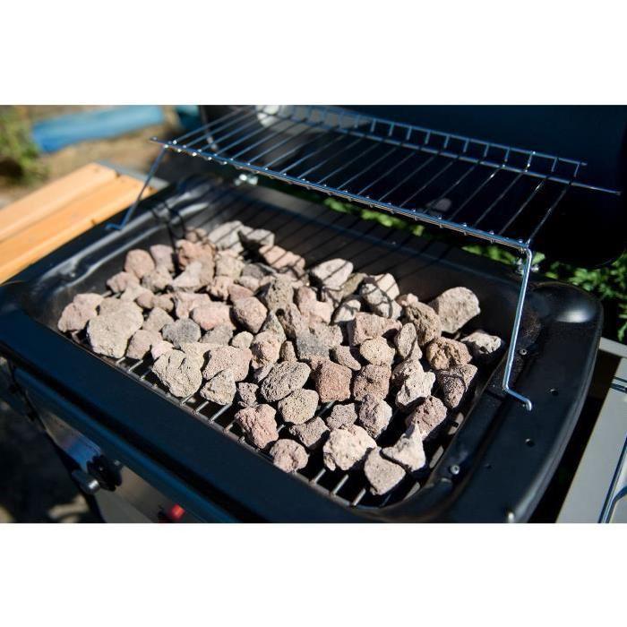 barbecue pierre de lave