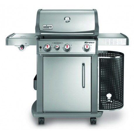 barbecue weber inox