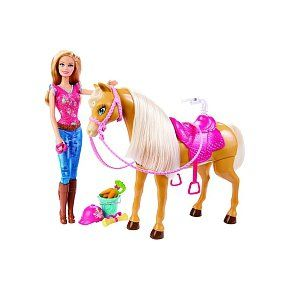 barbie cheval tawny