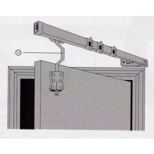 barre de porte rideau