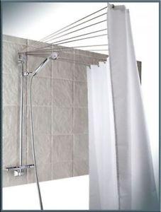 barre de rideau douche