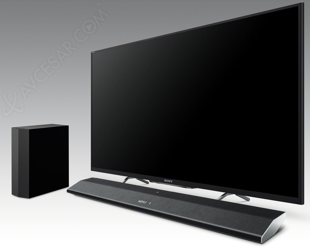 barre de son tv sony