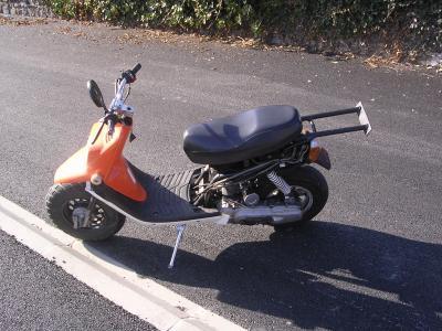 barre de stunt scooter