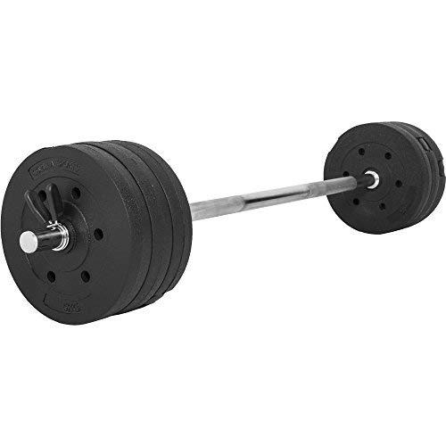barre plus poids