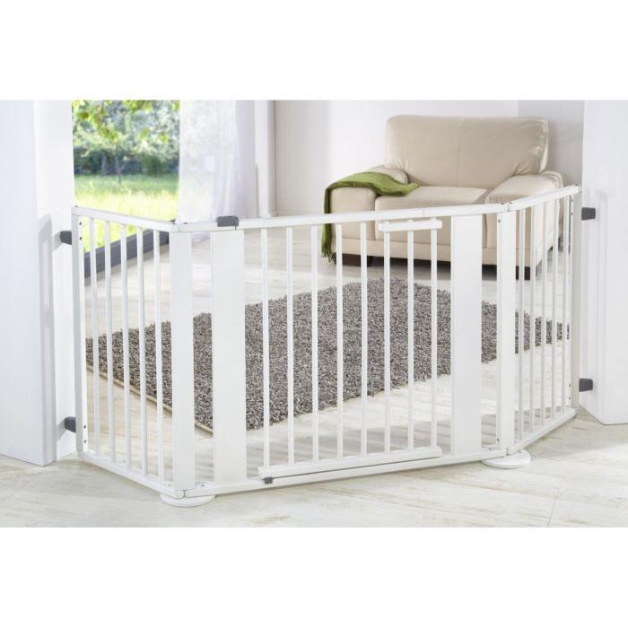 barrière sécurité bébé grande largeur