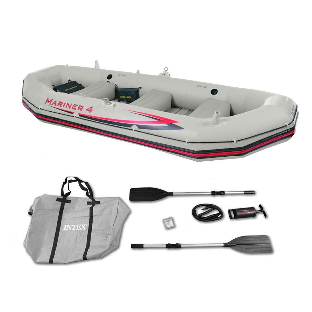 bateau gonflable 4 personnes