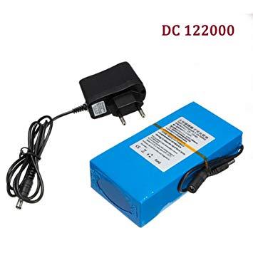 batterie 12v rechargeable sur secteur