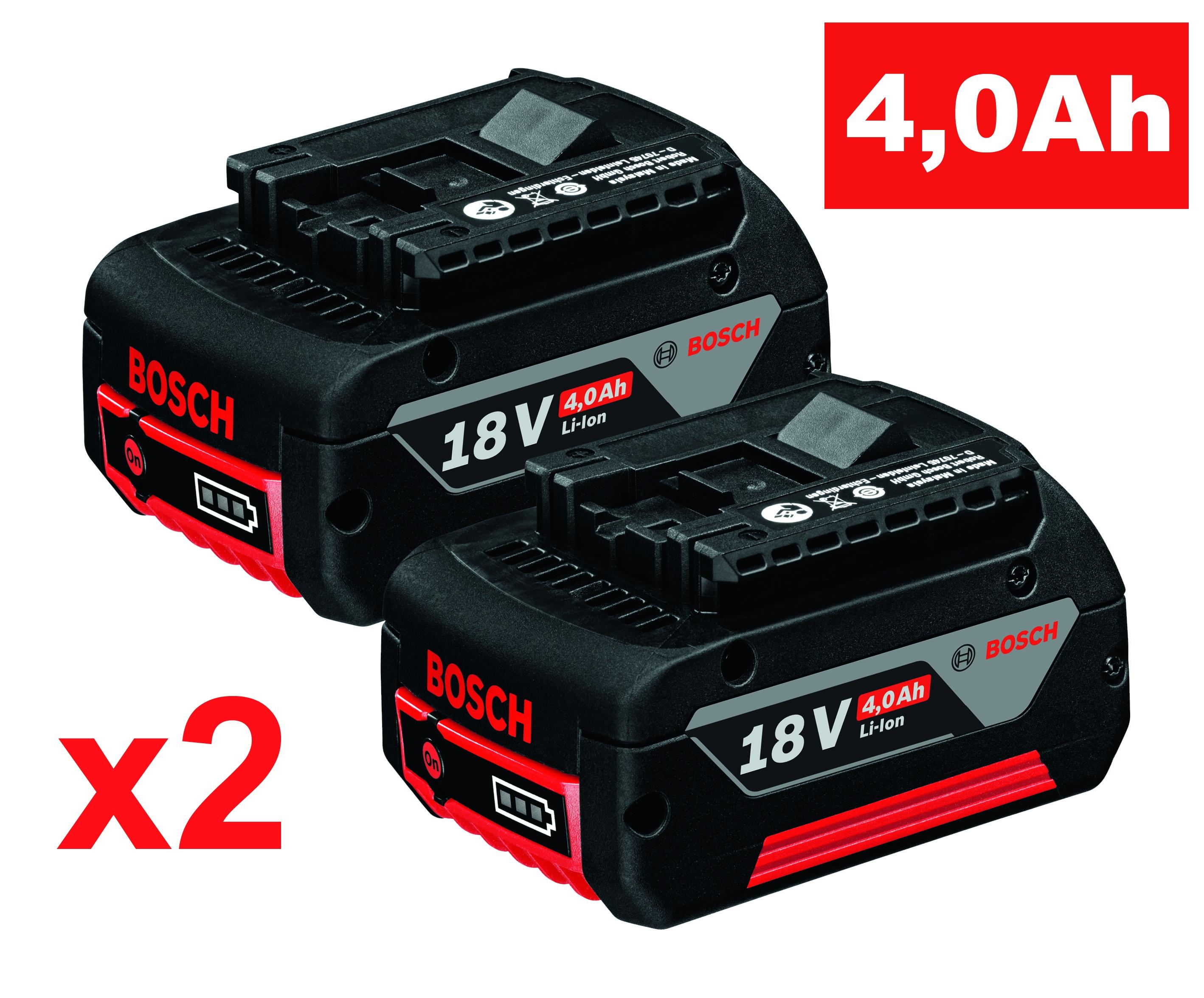 batterie bosch pro 18v