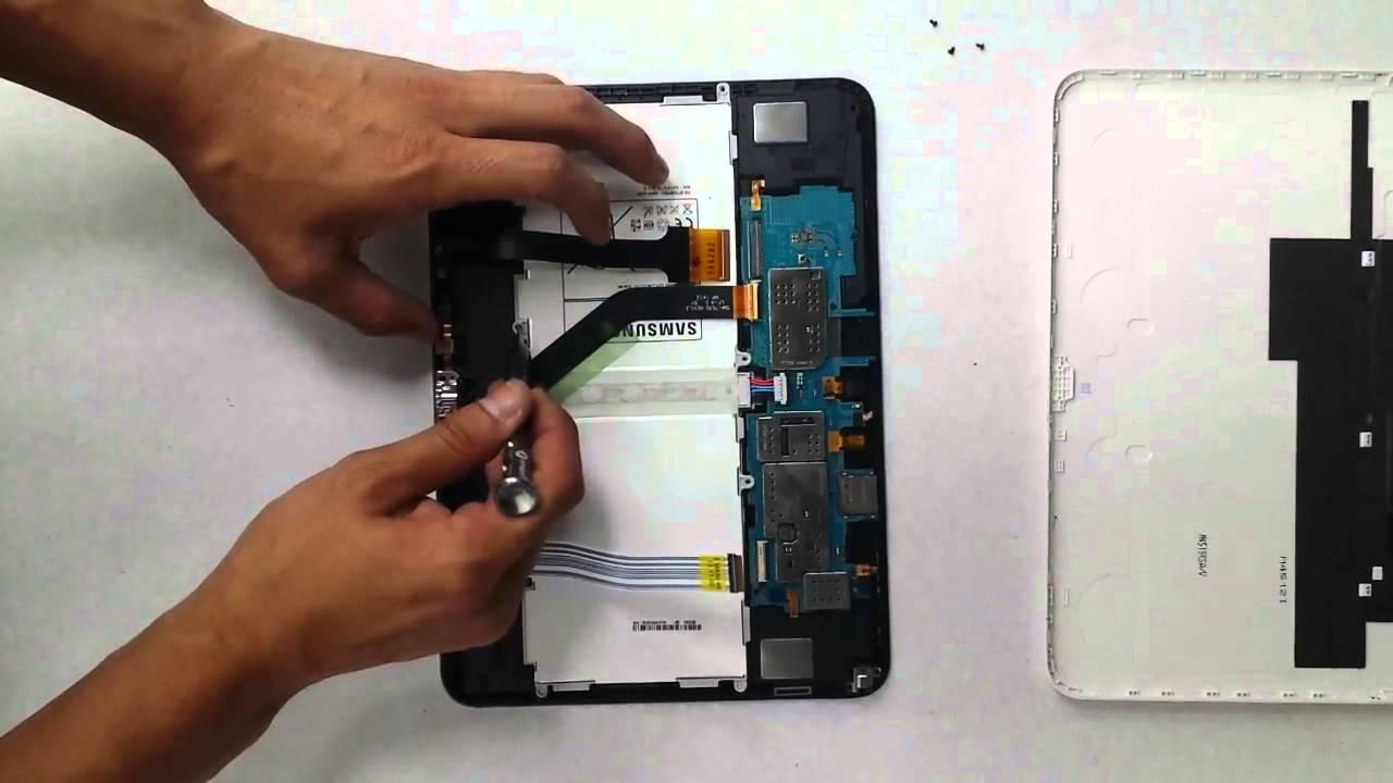 batterie de tablette samsung tab 4