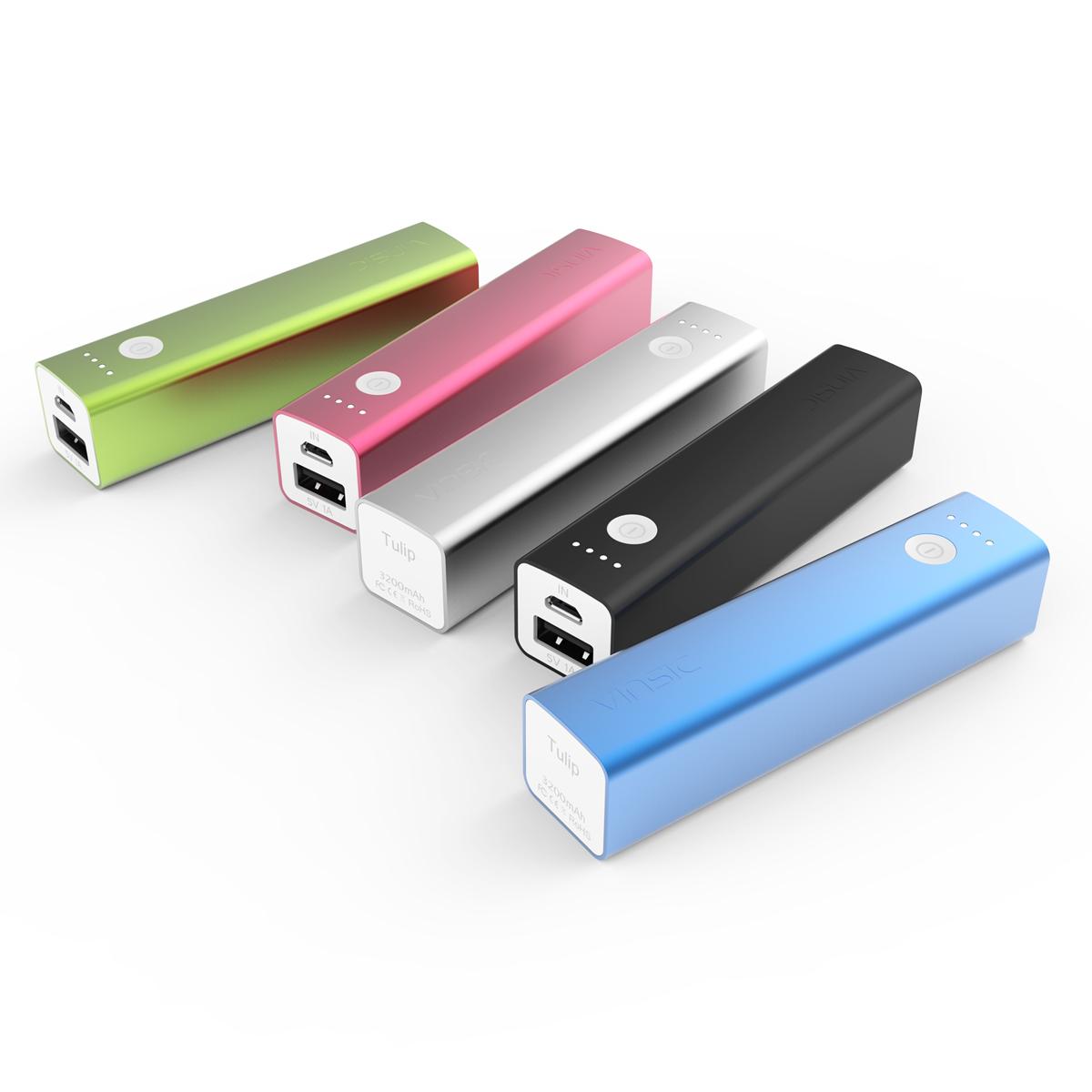 batterie externe smartphone