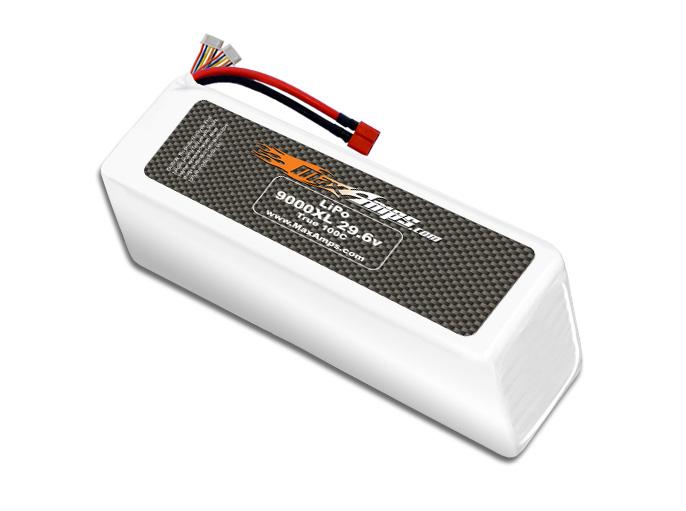batterie lipo 8s