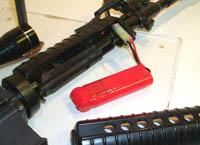 batterie m4a1