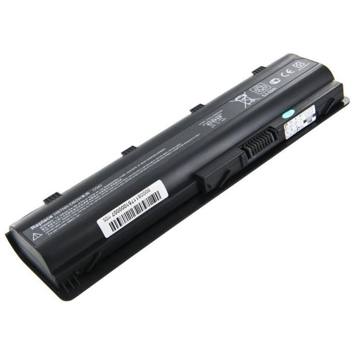 batterie ordinateur portable hp pavilion dv7