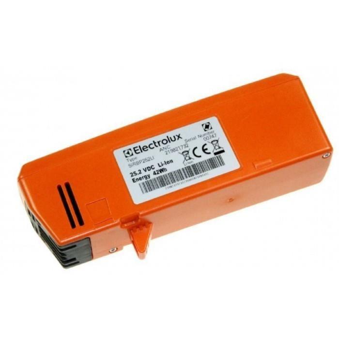 batterie pour aspirateur balai electrolux