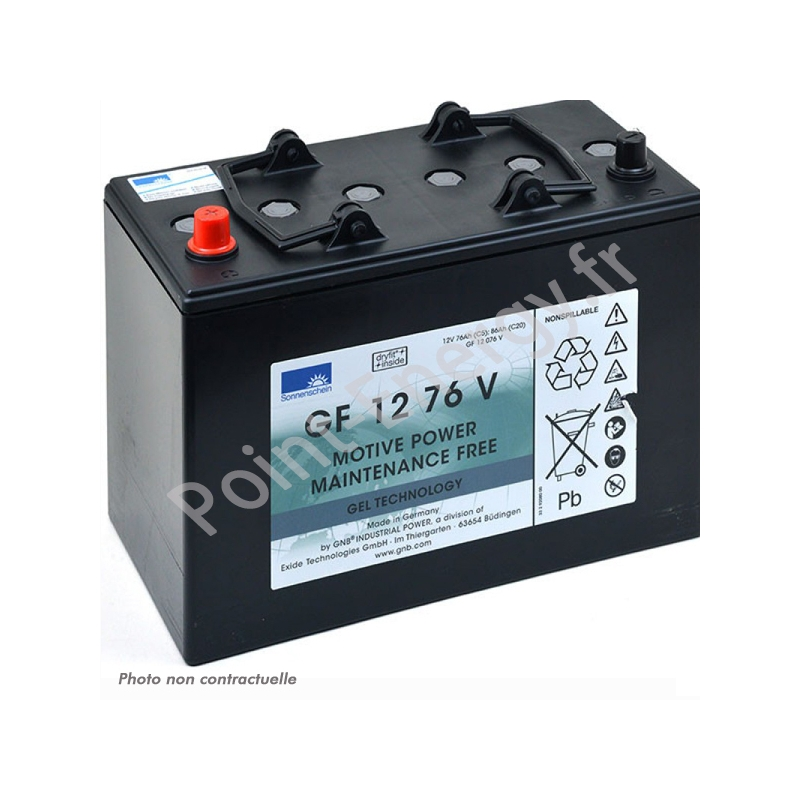 batterie traction 12v