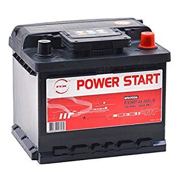 batterie voiture 12v 44ah