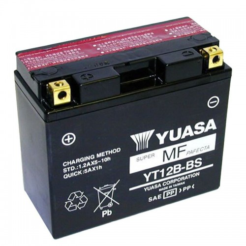 batterie yt12b bs yuasa