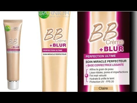 bb creme blur garnier