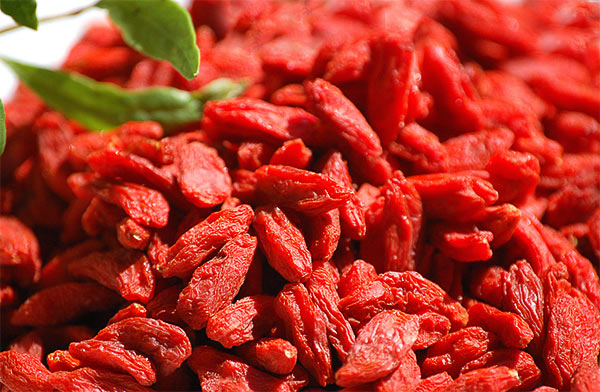 bienfaits baies de goji