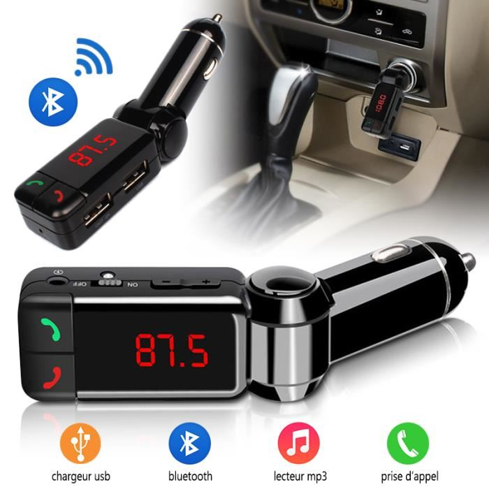 bluetooth main libre voiture