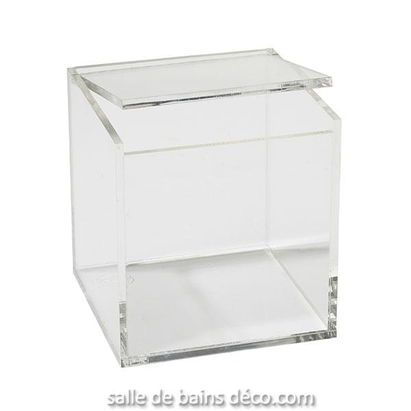 boite rangement acrylique