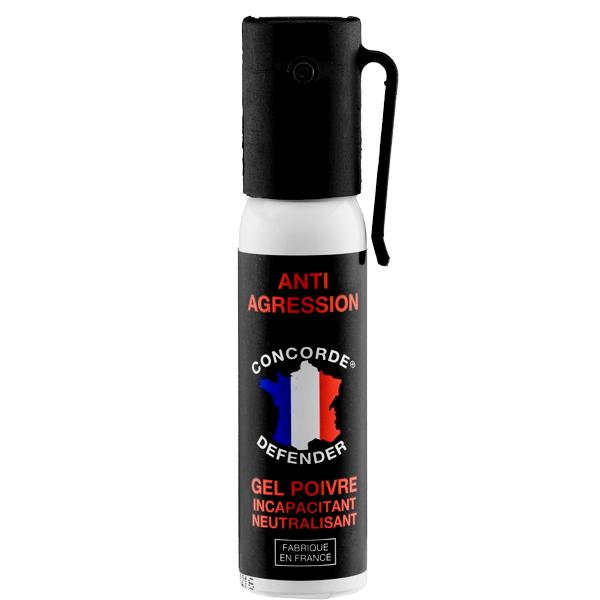 bombe lacrymogène efficace