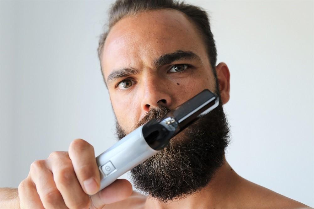bonne tondeuse a barbe